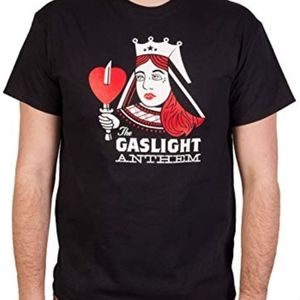 Gently Used MEN'S size SM gaslight anthem tee